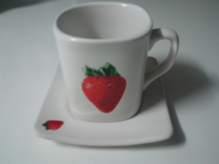 Príbeh našej záhrady/chatky, príp. čo sa mi páči - moja šálka na záhradnú kávičku :-)