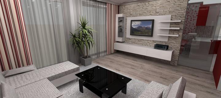 Vizualizácie - rôzne - verzia so svetlým nábytkom