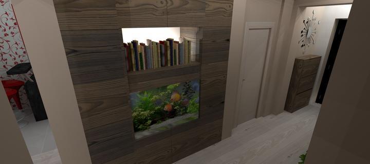 Vizualizácie - rôzne - verzia s tmavým nábytkom