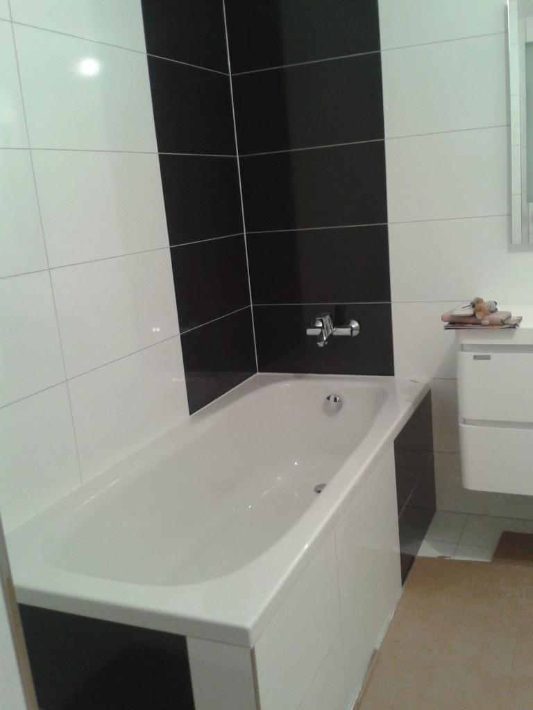 Rekonstrukce 3+1 - ...chybí sprcha
