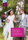 Spolupráce na nové reklamní kampani RWE/Innogy - příprava a realizace dekorací se svatební tematikou