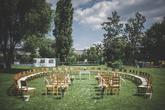 Česko - francouzská svatba, léto 2016 - částečná organizace a celodenní koordinace svatebního dne