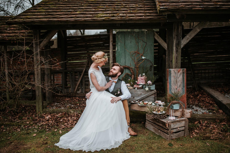 Jarní svatební editorial - Obrázek č. 50