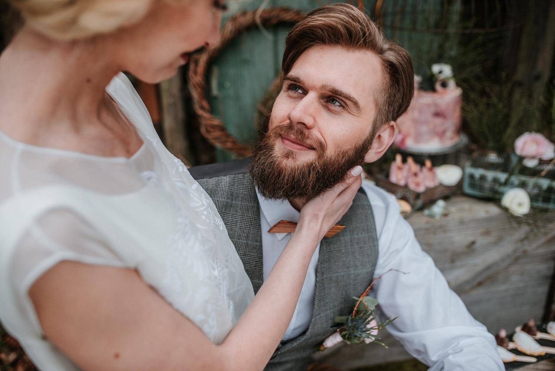 Jarní svatební editorial - Obrázek č. 51