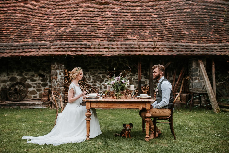 Jarní svatební editorial - Obrázek č. 54