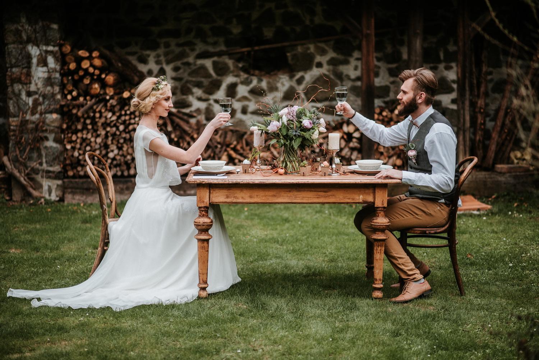 Jarní svatební editorial - Obrázek č. 55