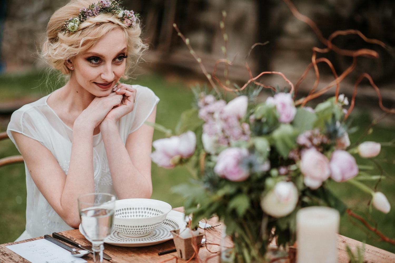 Jarní svatební editorial - Obrázek č. 57