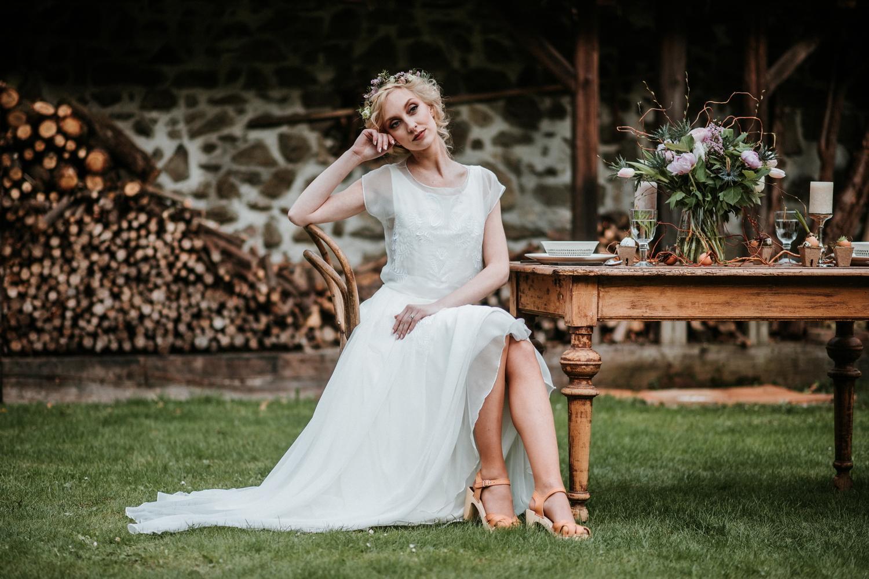 Jarní svatební editorial - Obrázek č. 59