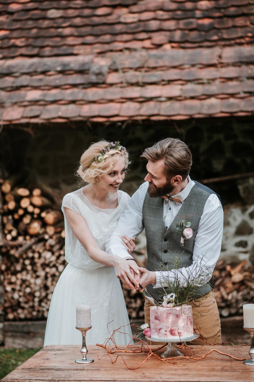 Jarní svatební editorial - Obrázek č. 63