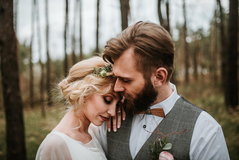 Jarní svatební editorial - Obrázek č. 1
