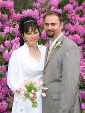 Šťastní novomanželé...