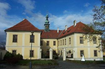 zámek Kladno