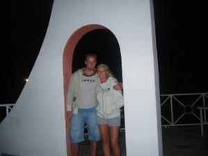 Zásnubní cesta - Djerba září 2007