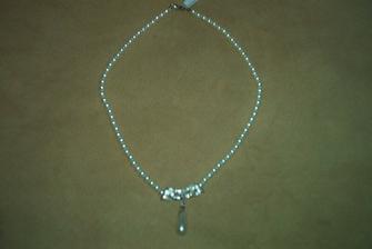 koupený náhrdelník