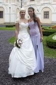 Svatební šaty Pronovias Levante vel. 34, 34