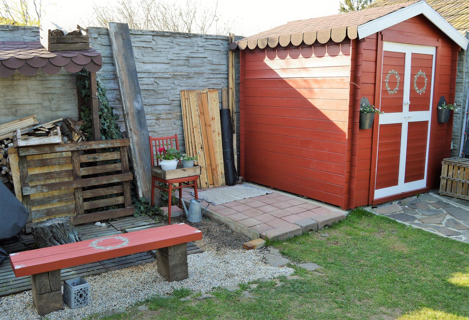 Terasa a záhrada 2020 - menšie a väčšie premeny - Obrázok č. 4