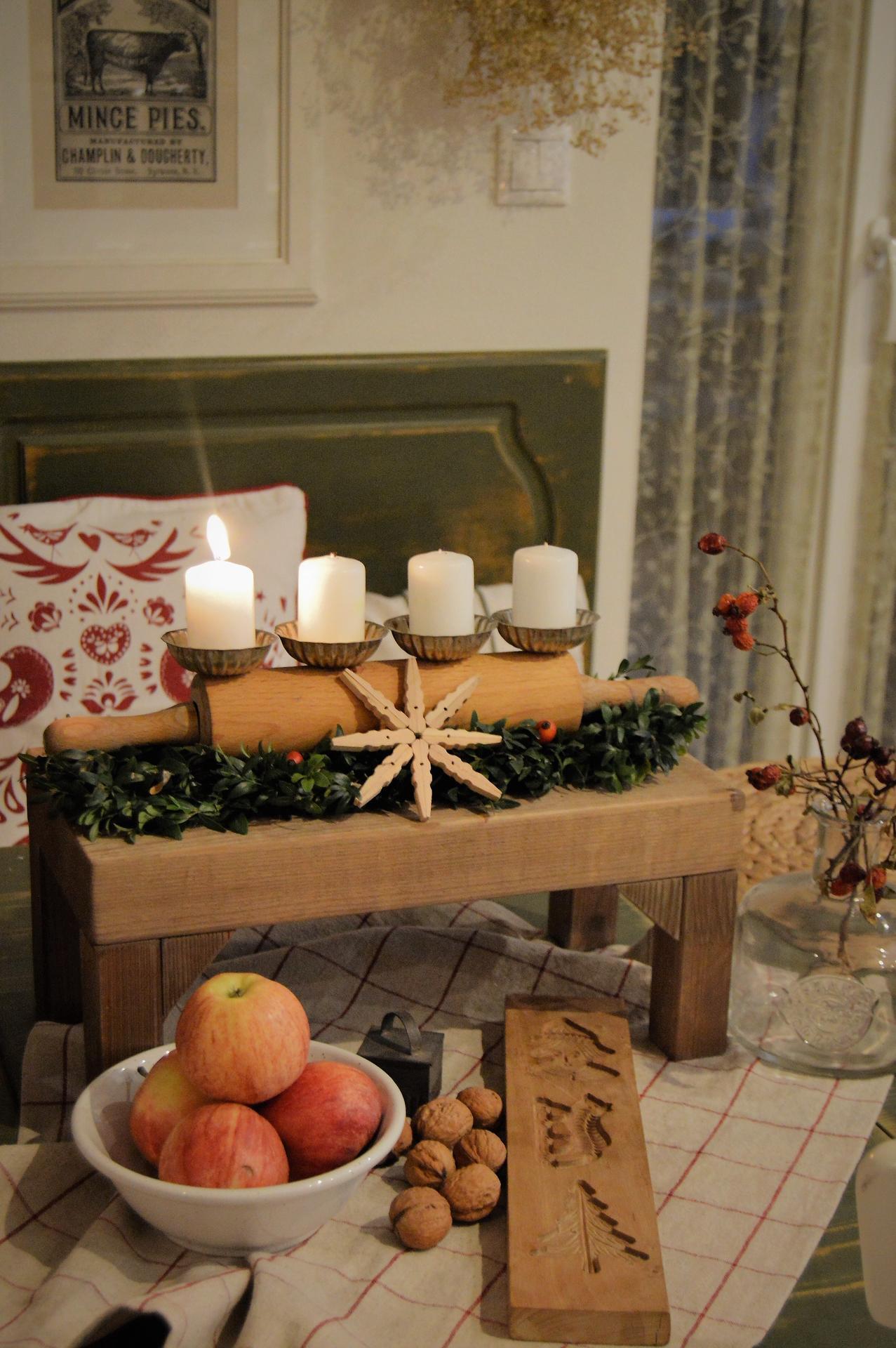 Advent a Vianoce 2020 u nás doma