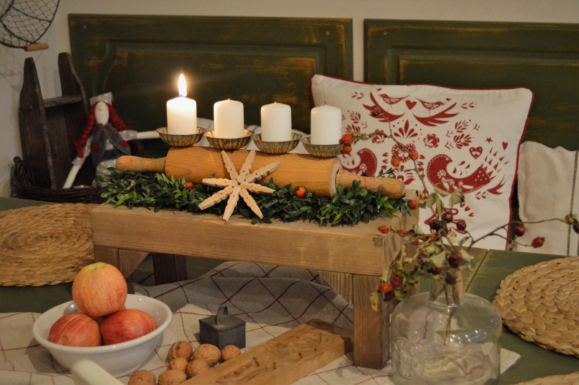 Advent a Vianoce 2020 u nás doma - Obrázok č. 5