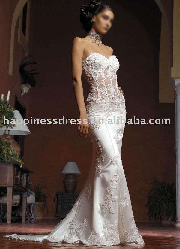 5942fcae2346 Aký štýl svadobných šiat zvoliť na svadbu na pláži...