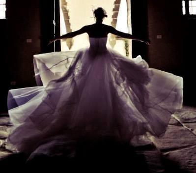 Pronovias Duarte tylové svatební šaty 36-40 - Obrázek č. 1