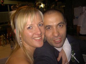 my dvaja na kámoškinej svadbe 2007