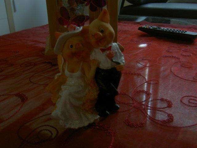Jojka a Alexík-16.8.2008 - dnes som zbadala tieto krásne a dosť vtipné postavičky na tortu...už sú doma