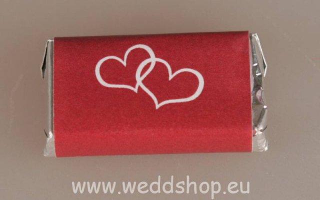 Moja svadbička - Malou čokoládkou chcem obdarovať hostí