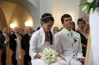 už novomanželé