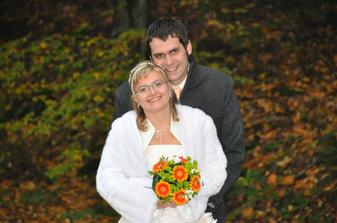 Svatba mýho brášky 17.10.2009