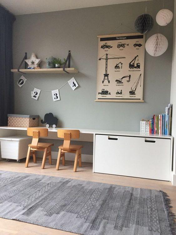 Detská izba - inšpirácie :) - Obrázok č. 11