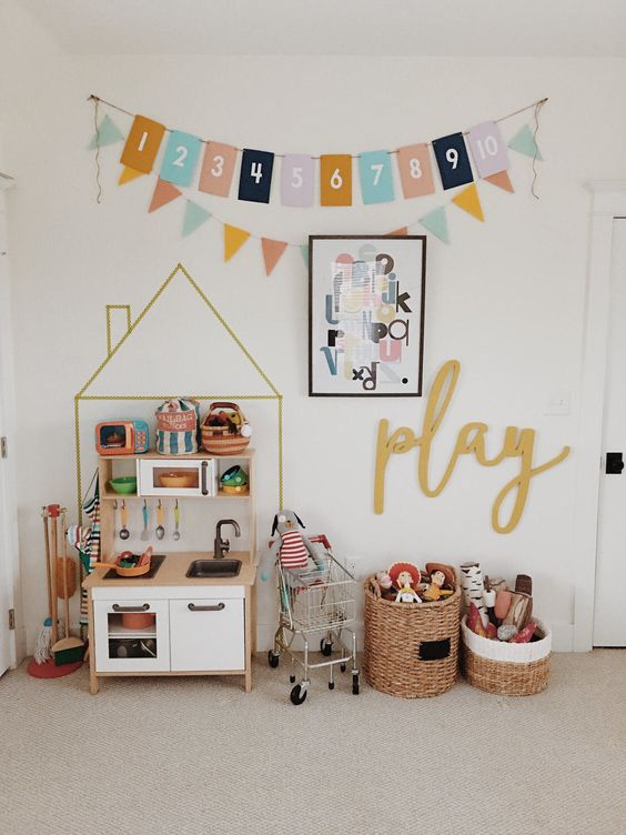 Detská izba - inšpirácie :) - Obrázok č. 14