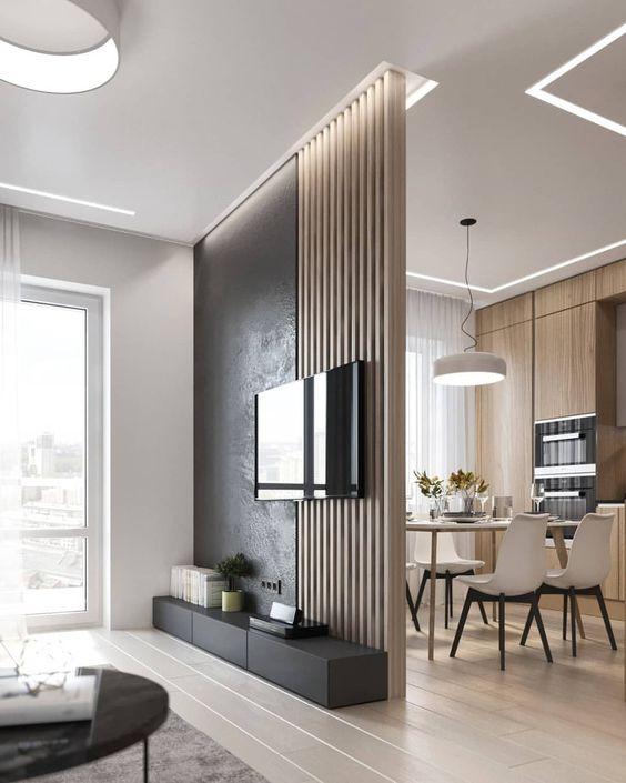 Kuchyňa s obývačkou - inšpirácie - Obrázok č. 3