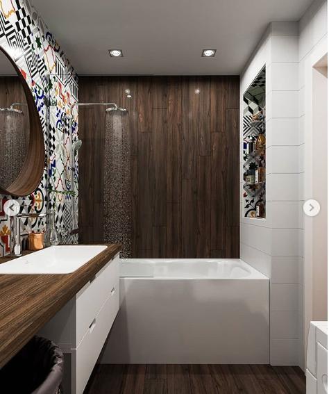 Kúpeľňa - inšpirácie - Obrázok č. 38