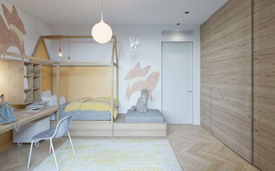 Detská izba - inšpirácie :) - Obrázok č. 57