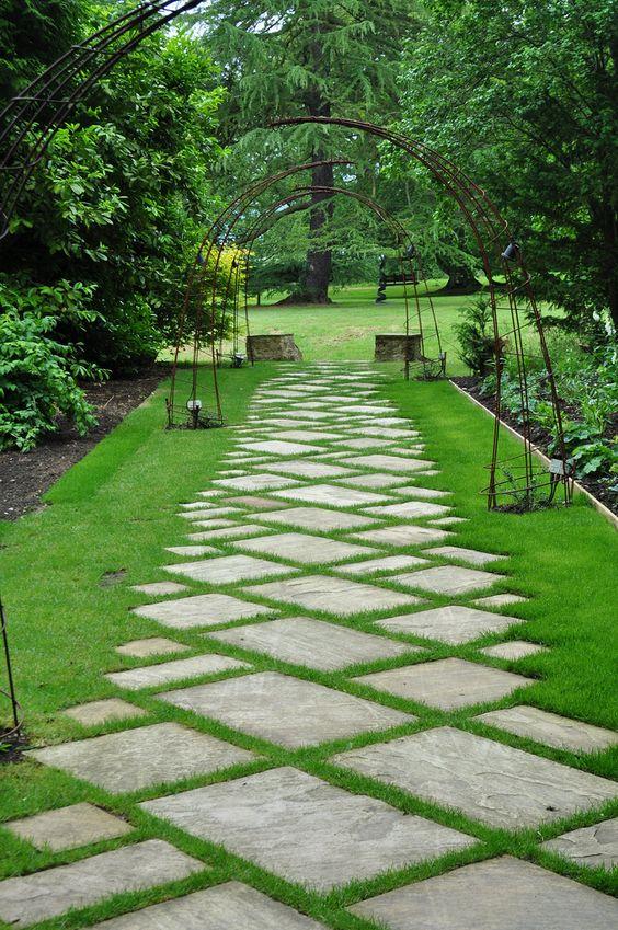 Inšprácie - záhrada, exteriér - Obrázok č. 3