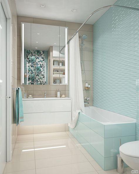 Kúpeľňa - inšpirácie - Obrázok č. 43