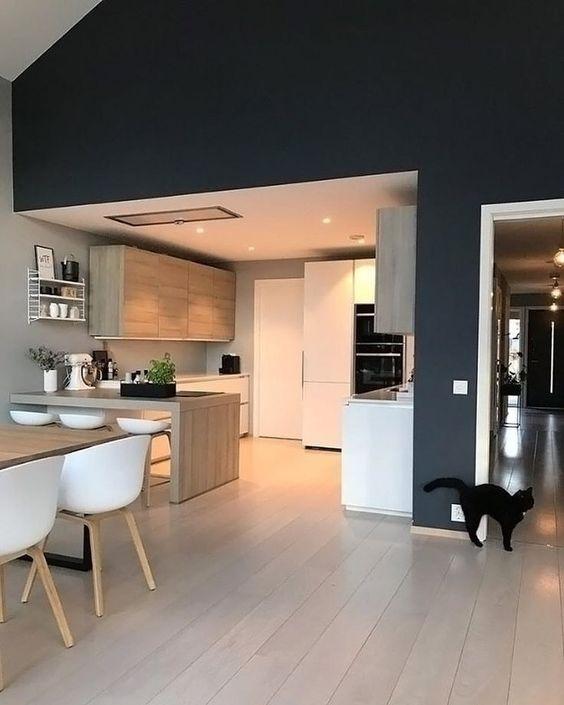 Kuchyňa s obývačkou - inšpirácie - Obrázok č. 23