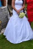 nadherne svadobne saty , 36