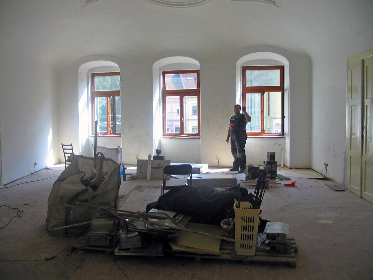 Rekonštrukcia kúrenia v historickej budove - Obrázok č. 12