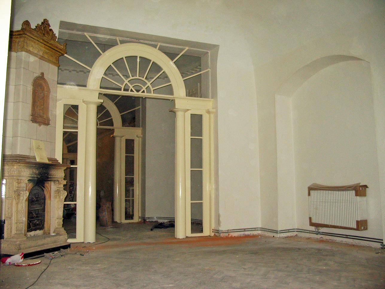 Rekonštrukcia kúrenia v historickej budove - Obrázok č. 19