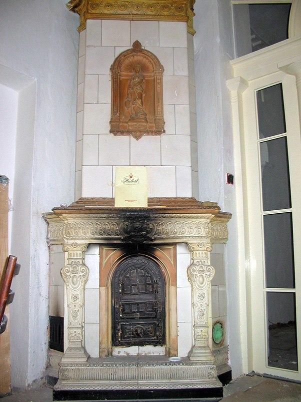 Rekonštrukcia kúrenia v historickej budove - a toto už nie je naša práca... ale povedzte, nie je to nadhera?