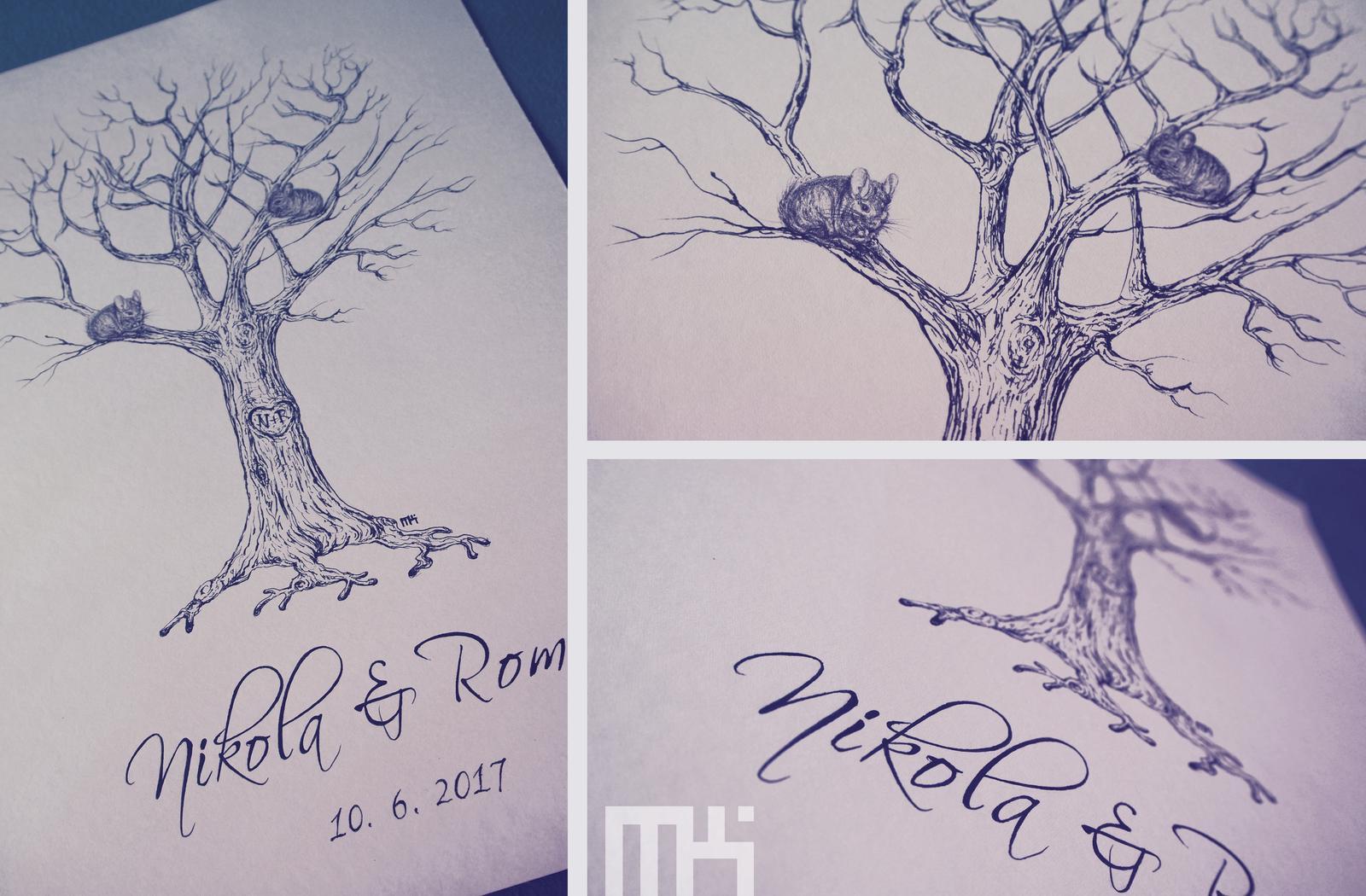 Nejlepší stromy jsou personalisované... - Obrázek č. 1