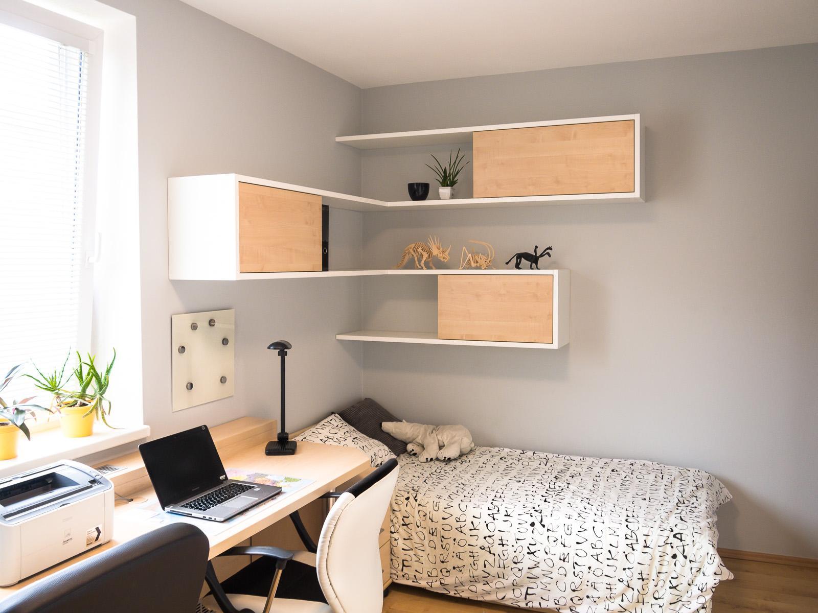 Teen izba-pred a po - Obrázok č. 6