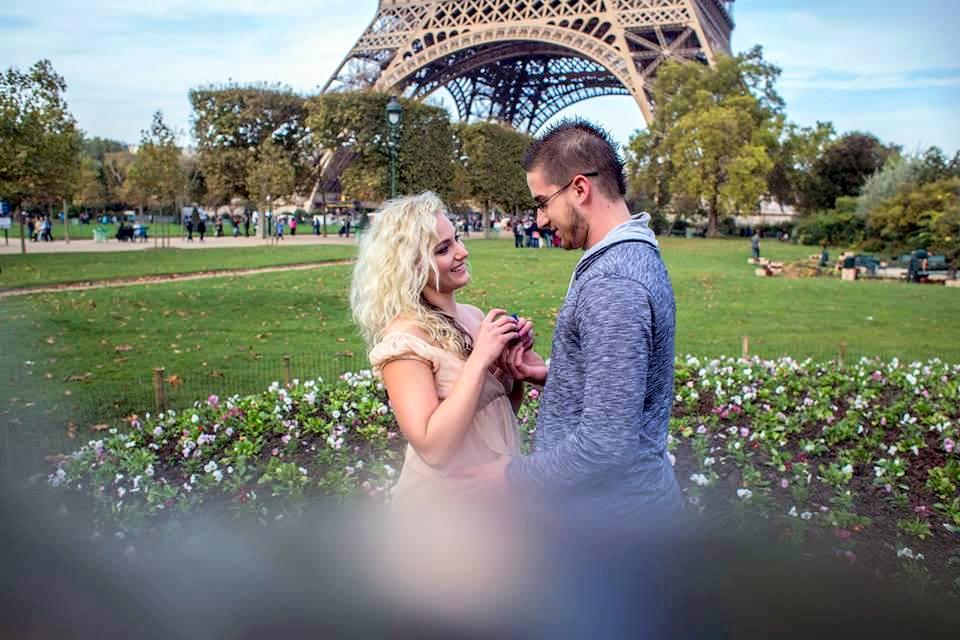 NAše zasnoubení !!! ;o)) - Obrázek č. 2