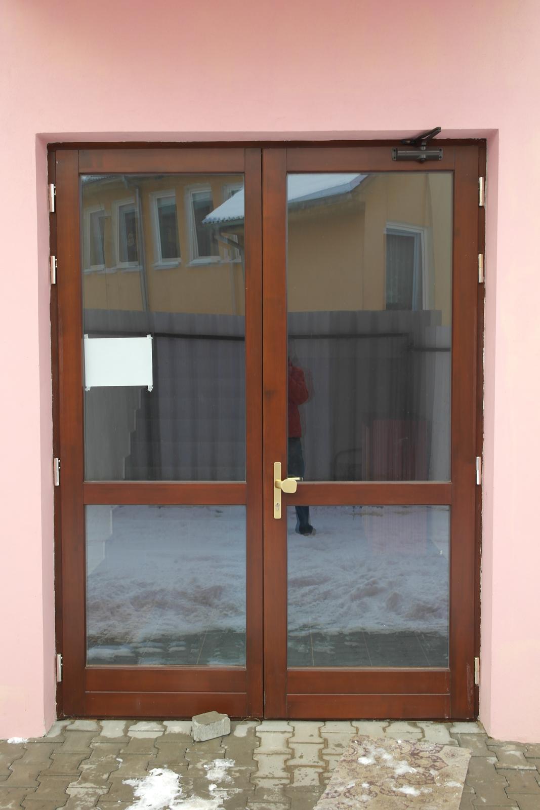 Vchodové dvere - Obrázok č. 24