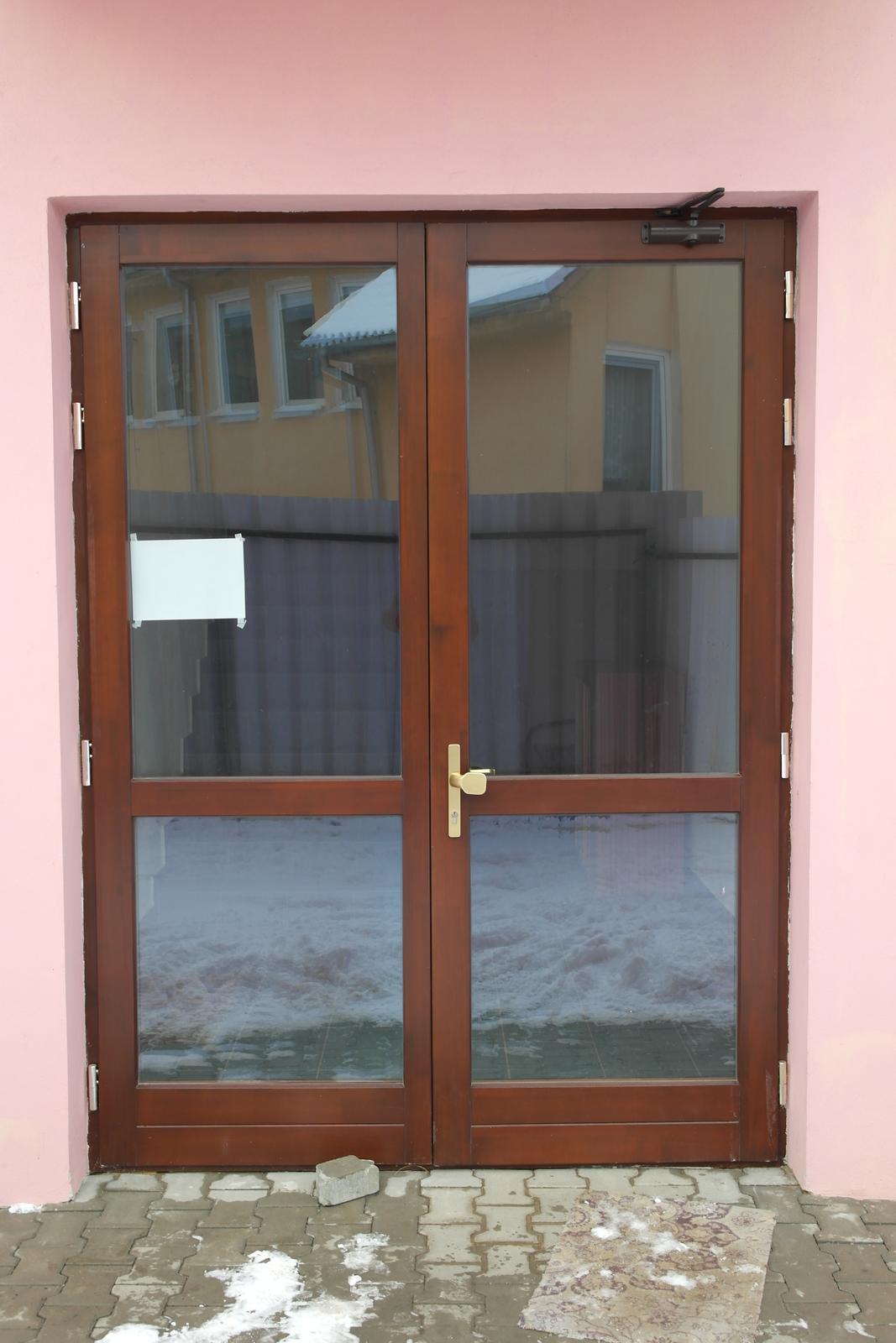 Vchodové dvere - Obrázok č. 29