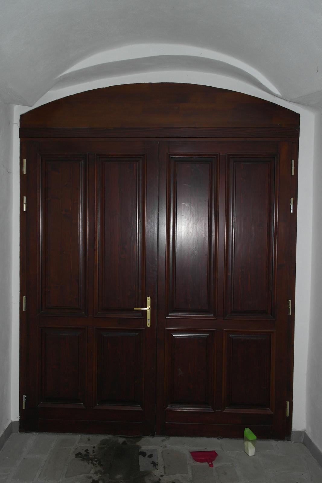 Vchodové dvere - Obrázok č. 27