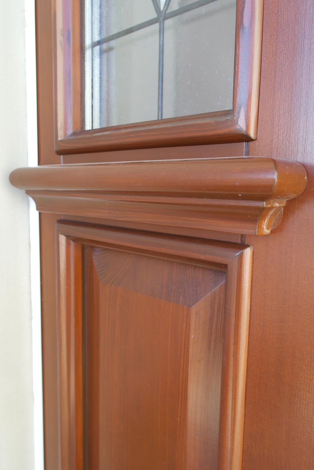 Vchodové dvere - Obrázok č. 22