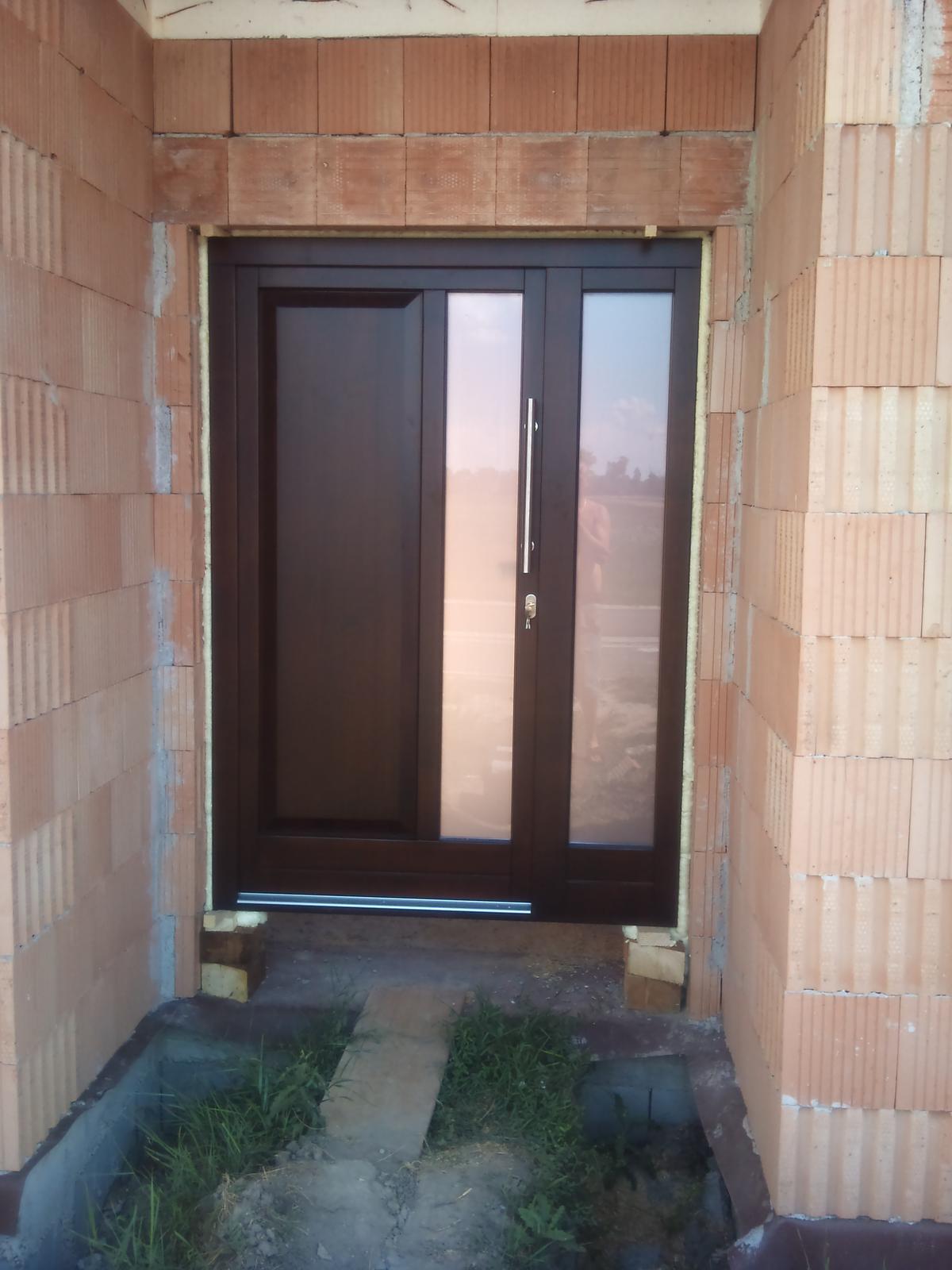Vchodové dvere - Obrázok č. 18
