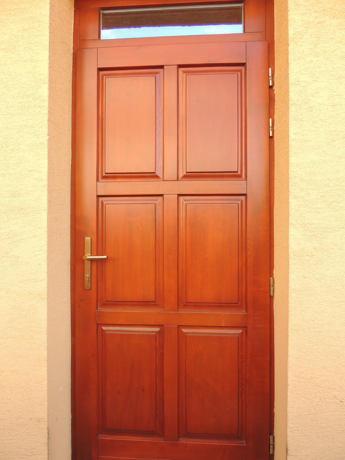 Vchodové dvere - Obrázok č. 25